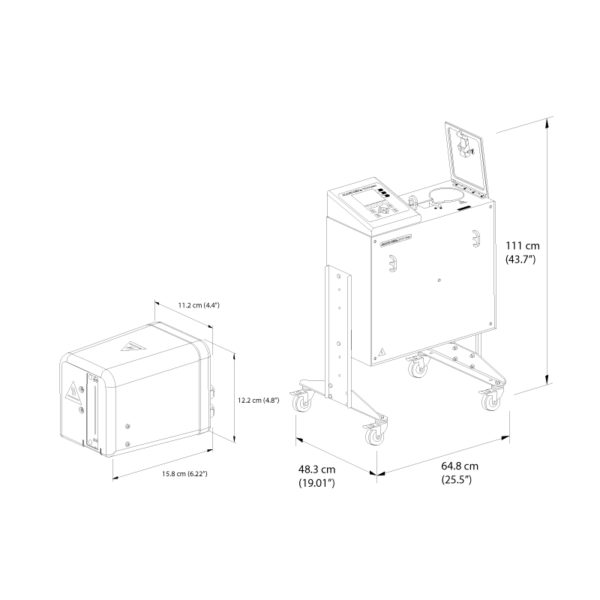 LARGE CHARACTER HIGH RESOLUTION PIEZO 5200 5400 TD