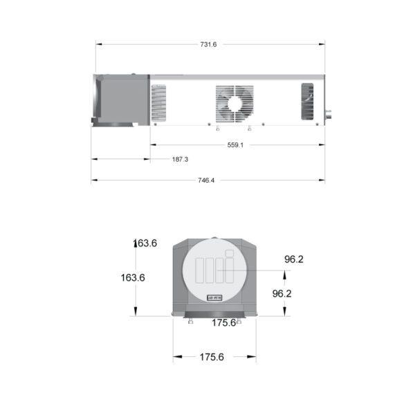 LASER SMARTLASE C350 HD LHD TD