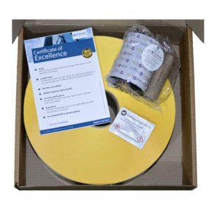 Pyrotec Combo Box Pack label printing