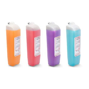 Touch Dry® Hot Melt Inks 1