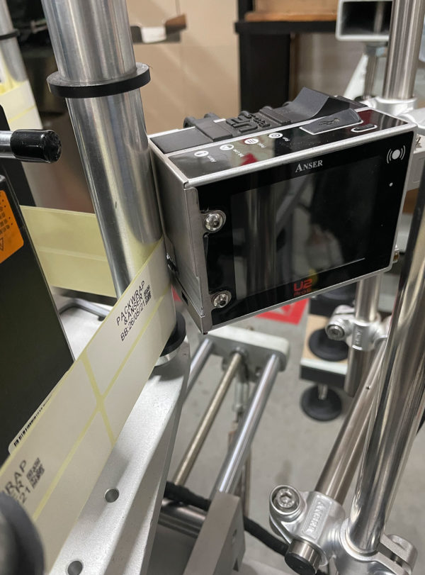 PackWrap Coding and Labelling Applicator 1